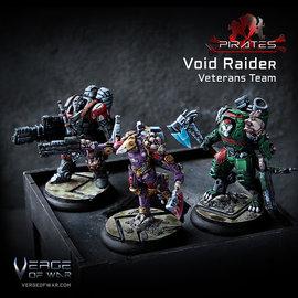 Verge of War Void Raider Team