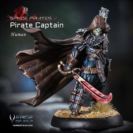 Verge of War Pirate Captain