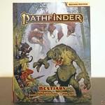 Pathfinder Second Edition: Bestiary Pocket