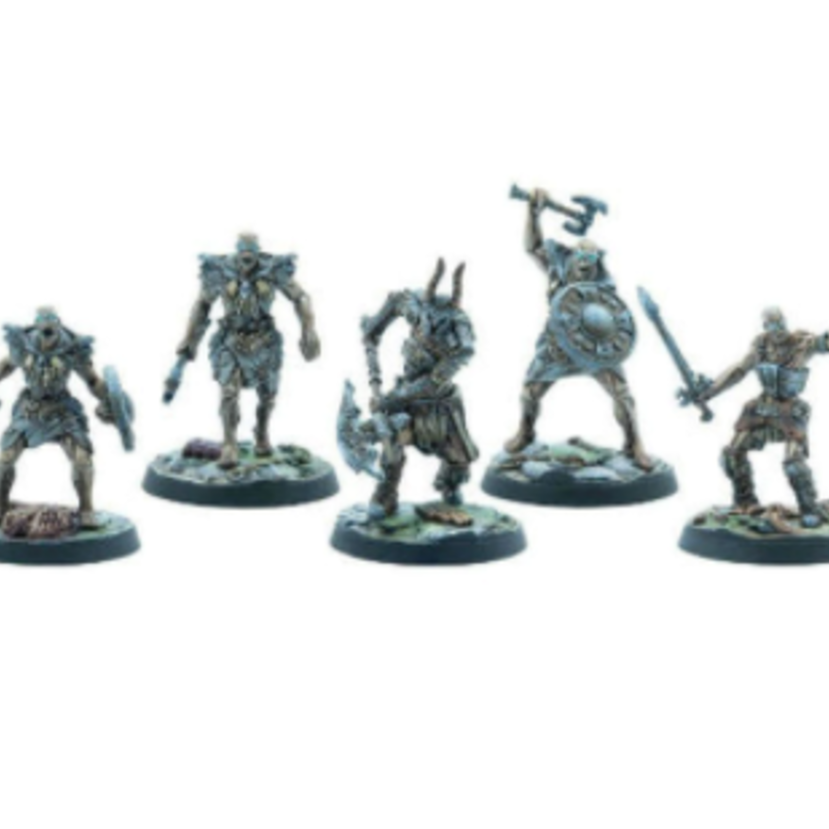 Elder Scrolls Call To Arms: Draugr Ancient Resin