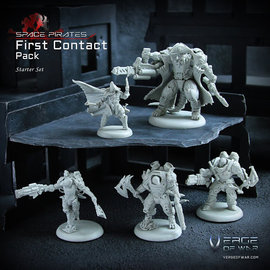 Verge of War Space Pirates First Contact Pack