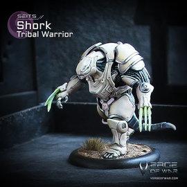 Verge of War Shork Tribal Warrior