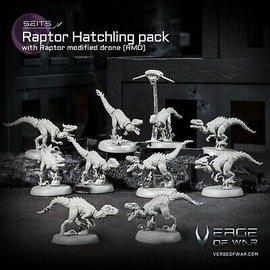 Verge of War Raptor Hatchling Pack