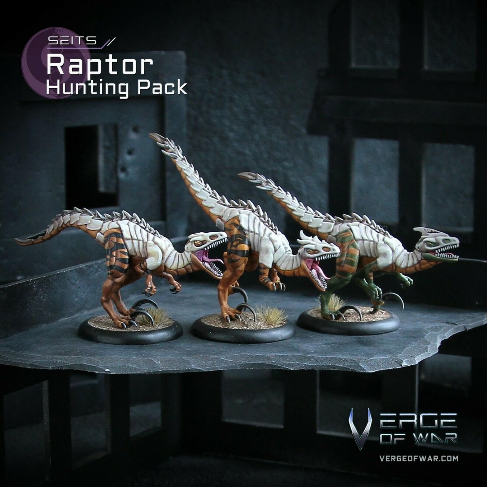 Verge of War Raptor Hunting Pack