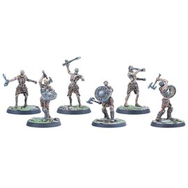 Elder Scrolls Call To Arms: Draugr Guardians Resin