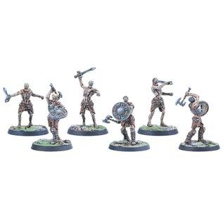 Elder Scrolls Call To Arms: Draugr Guardians Resin