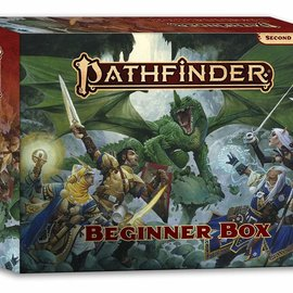 Pathfinder Second Edition: Beginner Box