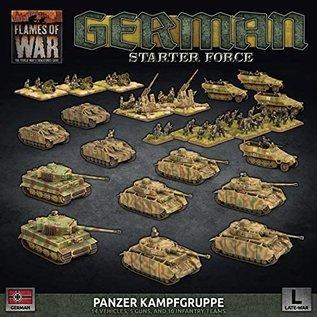 Flames of War German LW Panzer Kampgruppe