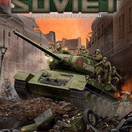Flames of War Bagration Soviet Book