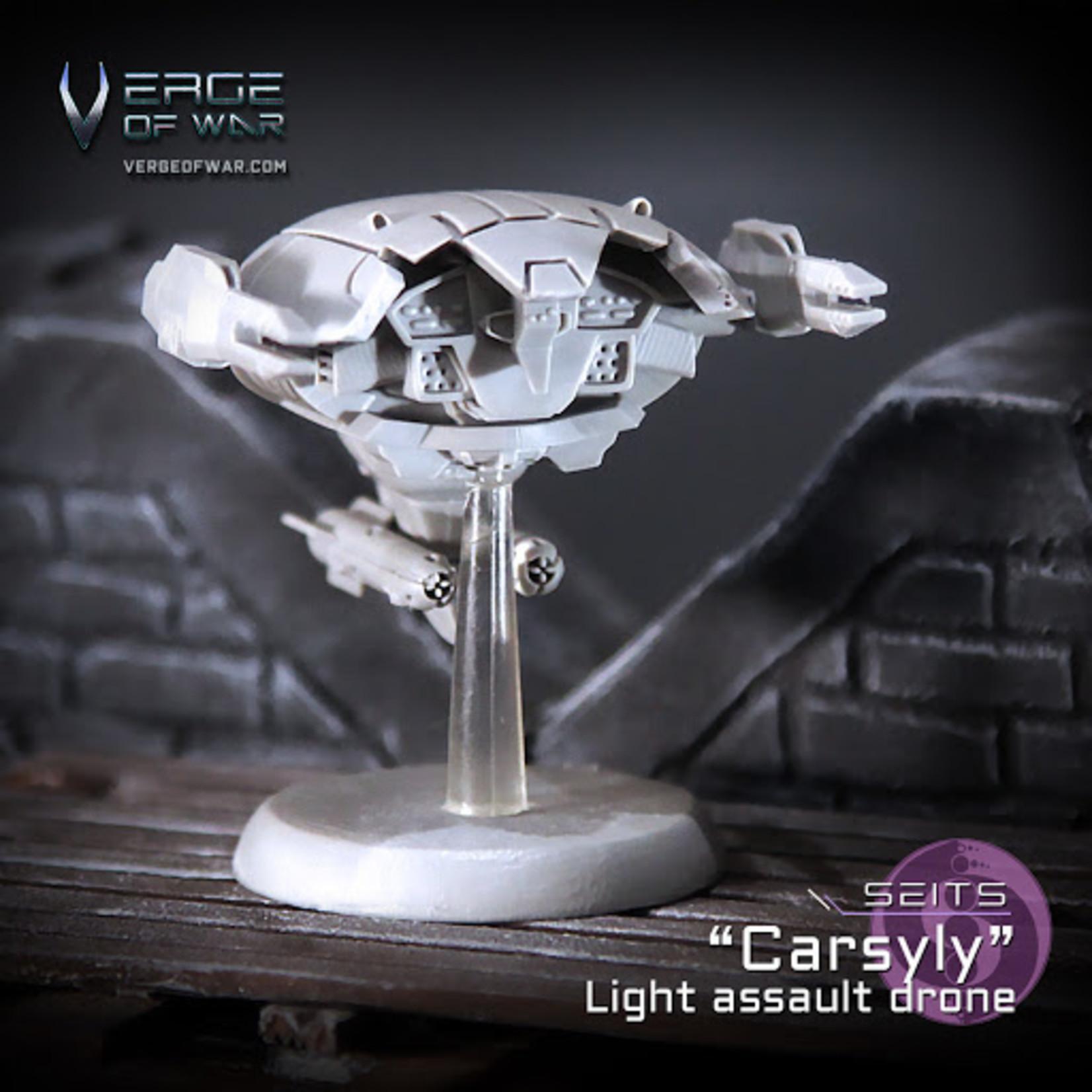 """Verge of War Light Assault Drone """"Carsyly"""""""