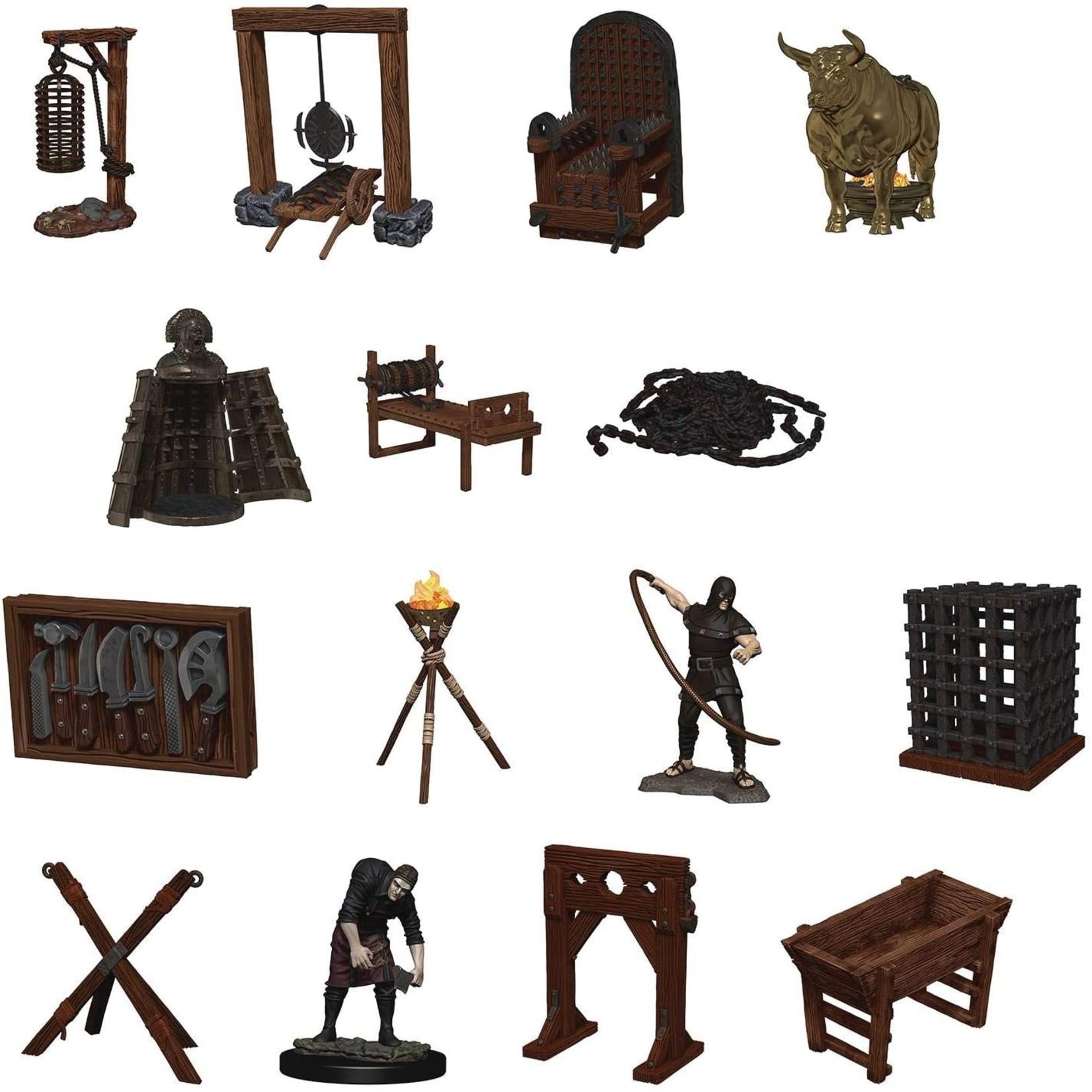 WizKids Warlock Tiles: Accessory - Torture Chamber