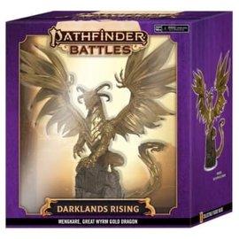 Pathfinder Mengkare, Great Wyrm Gold Dragon