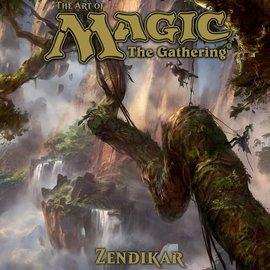 Wizards of the Coast Art of Magic The Gathering: Zendikar