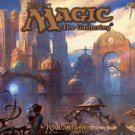 Viz Media Art of Magic The Gathering: Kaladesh
