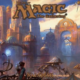 Wizards of the Coast Art of Magic The Gathering: Kaladesh