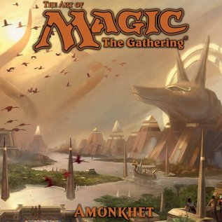 Viz Media Art of Magic The Gathering: Amonkhet
