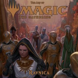 Wizards of the Coast Art of Magic The Gathering: Ravnica