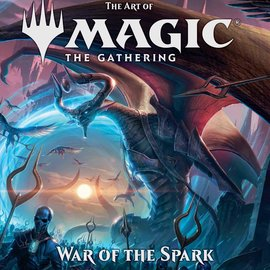 Wizards of the Coast Art of Magic The Gathering: War of The Spark