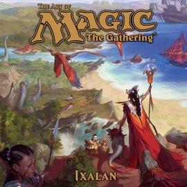Viz Media Art of Magic The Gathering: Ixalan