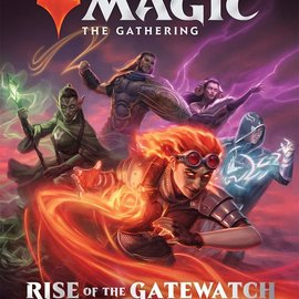 Wizards of the Coast Magic The Gathering: Rise of the Gatewatch Visual History