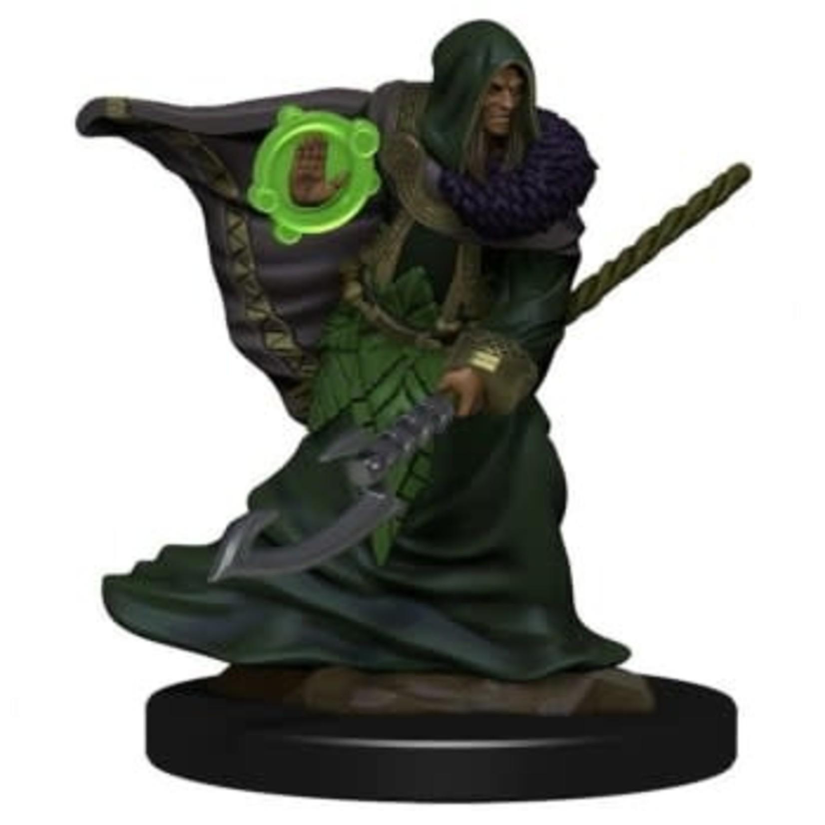 WizKids Premium Set 5- Elf Druid Male