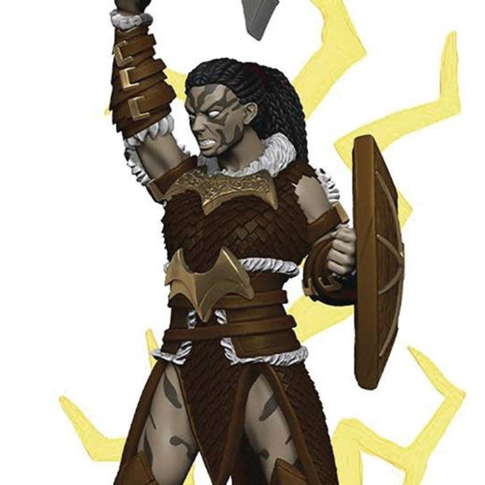 WizKids Premium Set 5- Goliath Barbarian Female