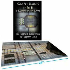 Chessex Giant Book of Battle Mats