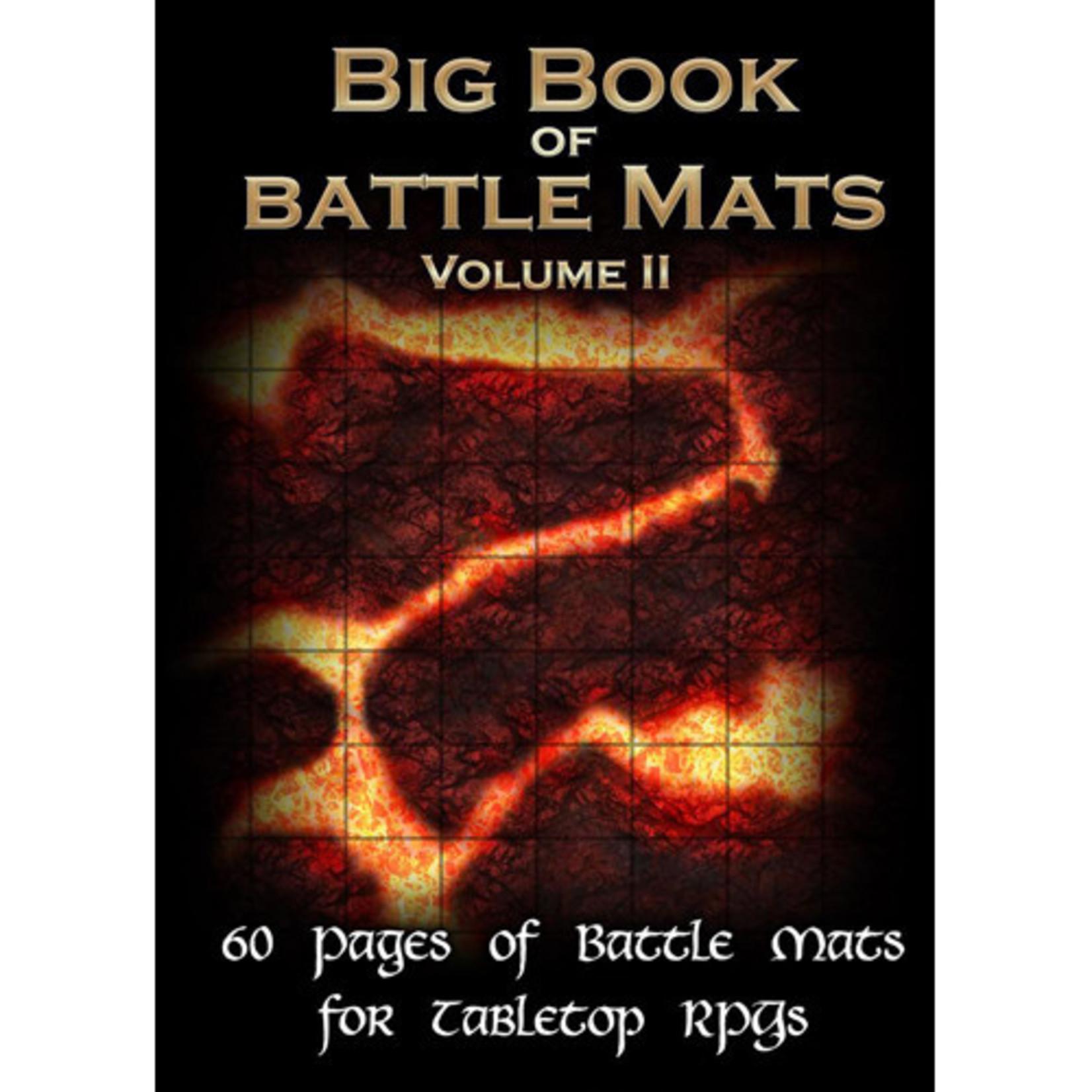 Chessex Big Book of Battle Mats Vol. 2