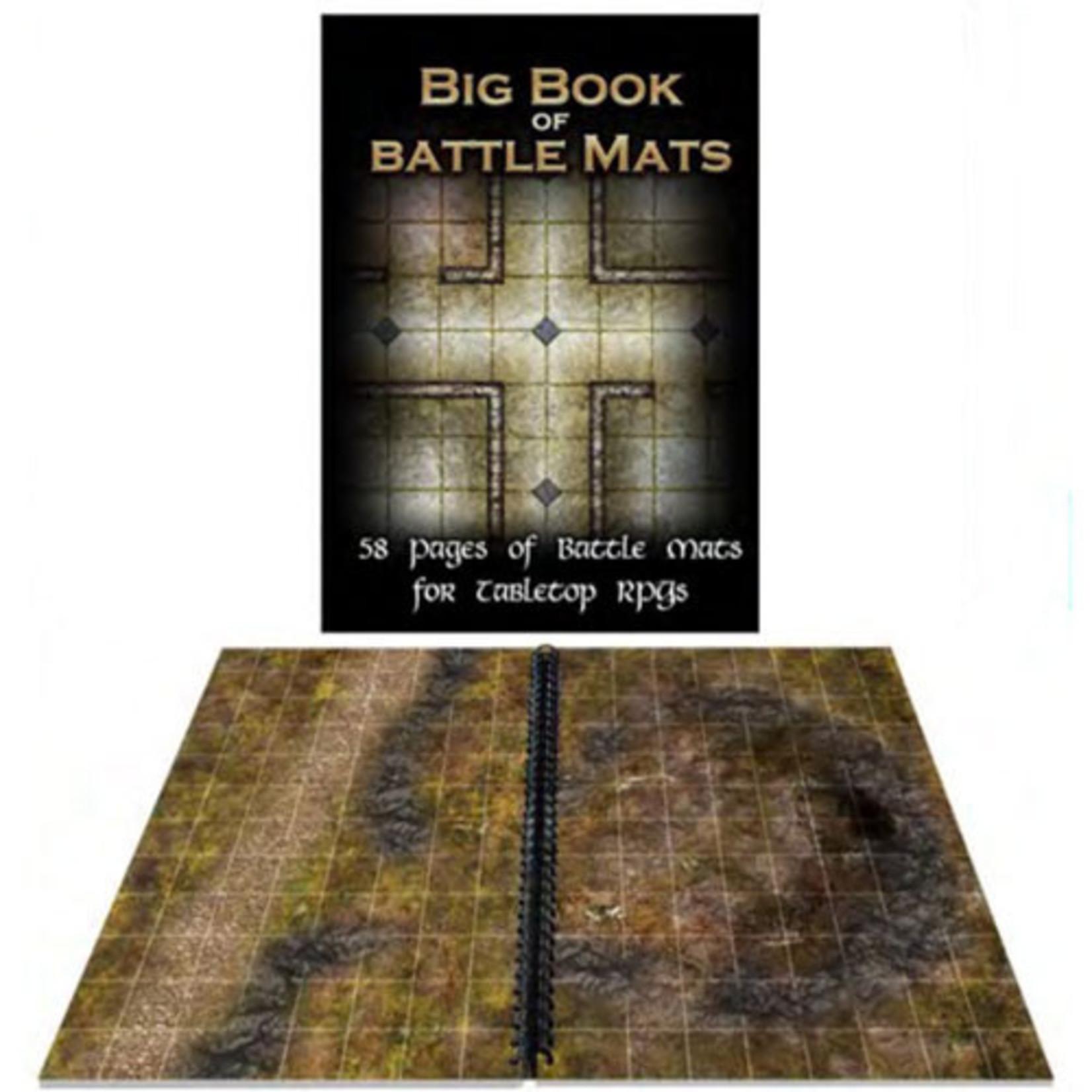 Chessex Big Book of Battle Mats