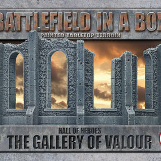Battlefield In a Box Gothic Battlefield: Gallery of Valour