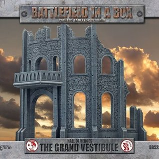 Battlefield In a Box Gothic Battlefield: The Grand Vestibule