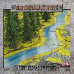 Battlefield In a Box River Expansion: Fords