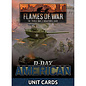 Flames of War D-Day: American Unit Cards