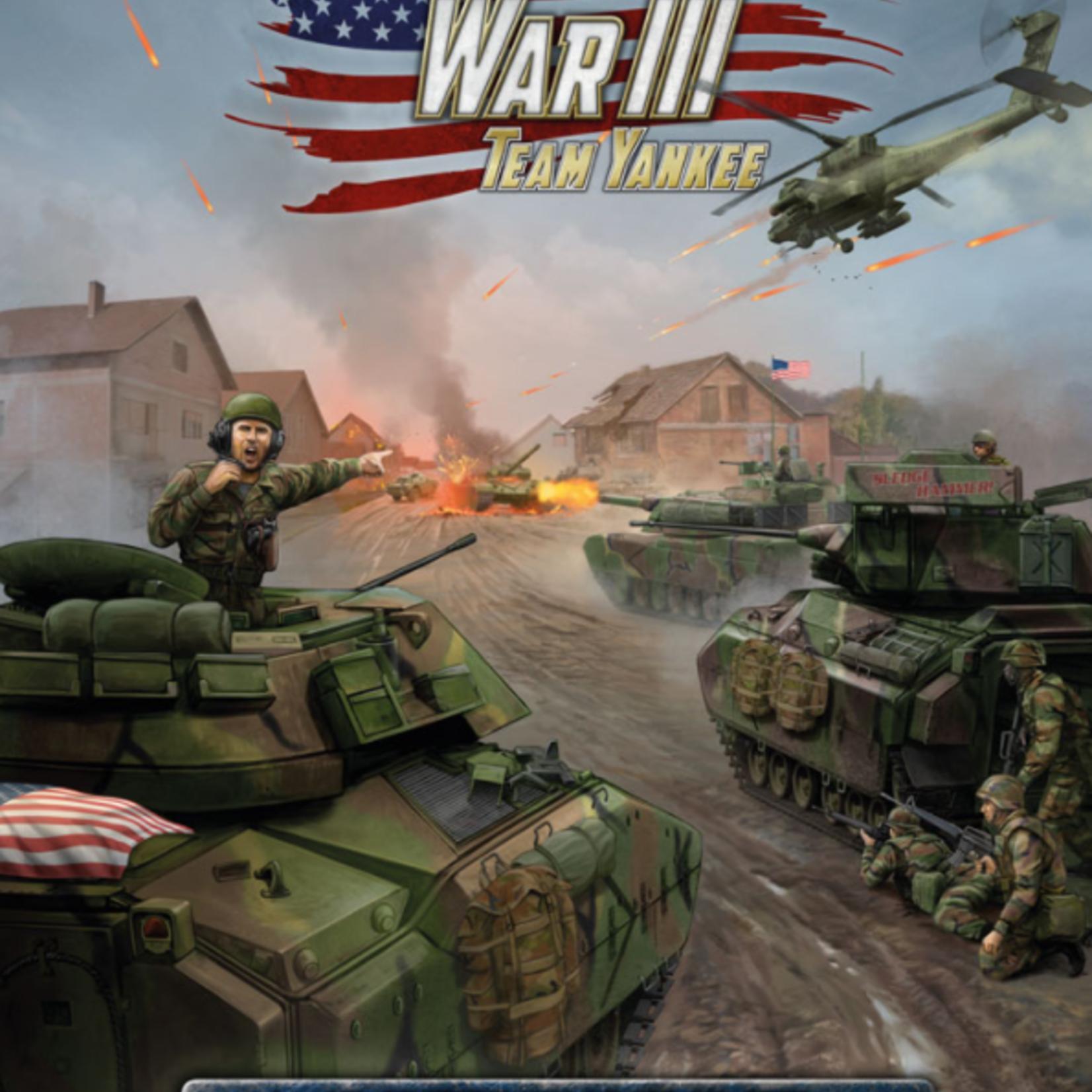 Team Yankee WWIII American Starter Force