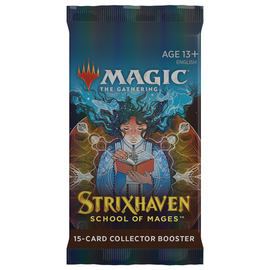 Wizards of the Coast Strixhaven Collector's Booster Pack