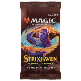 Wizards of the Coast PREORDER - Strixhaven Draft Booster Pack (April 23rd 2021)