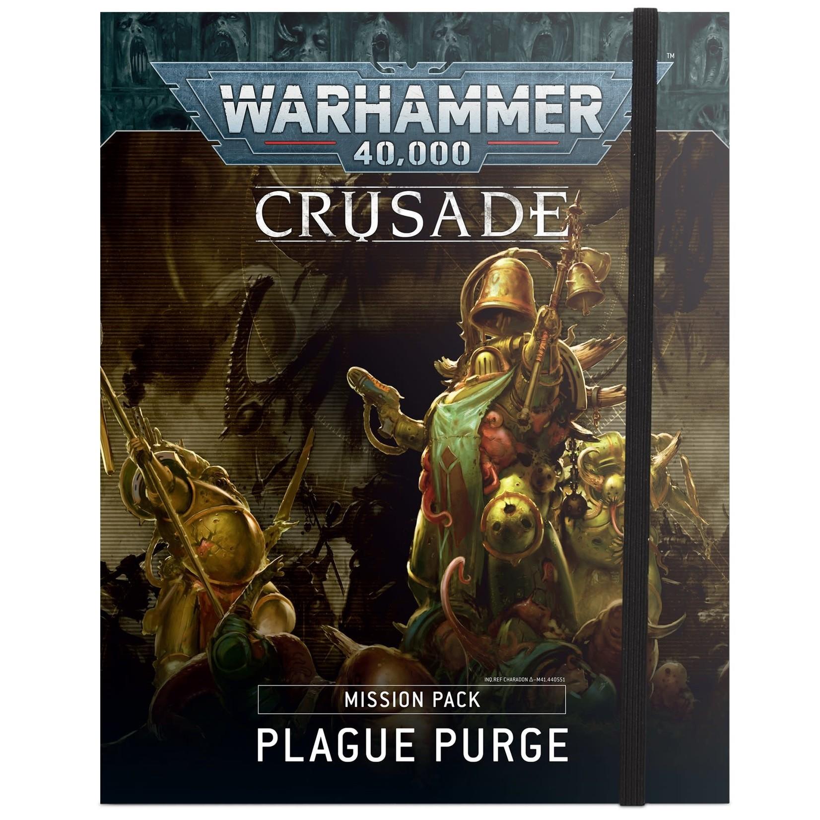 Games Workshop Plague Purge Mission Pack