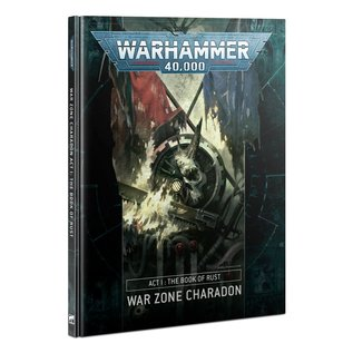 Games Workshop Charadon Act 1: Book of Rust (HB)