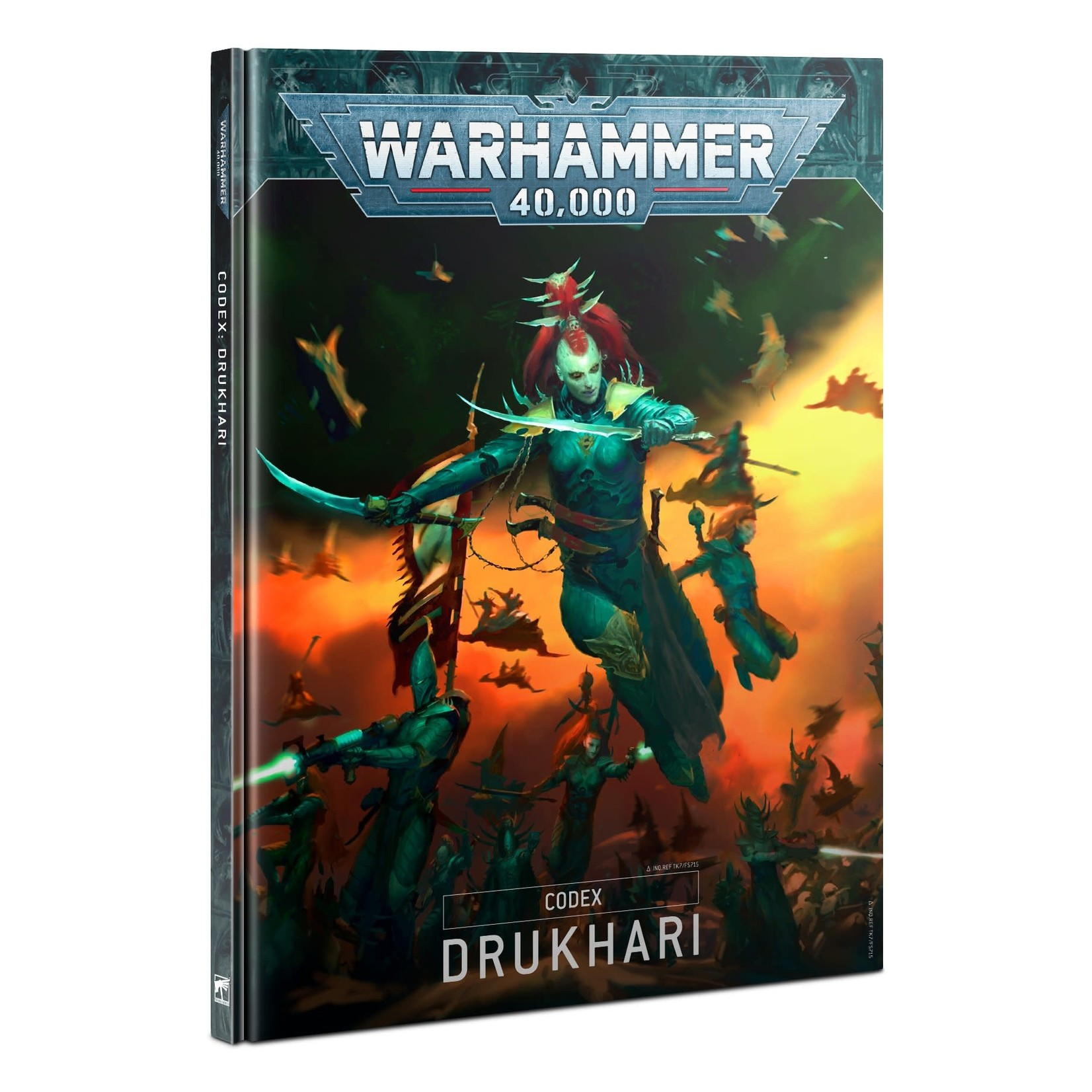 Games Workshop Codex: Drukhari (New)