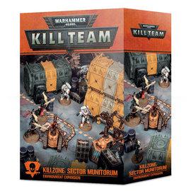Games Workshop Killzone: Munitorium Hub