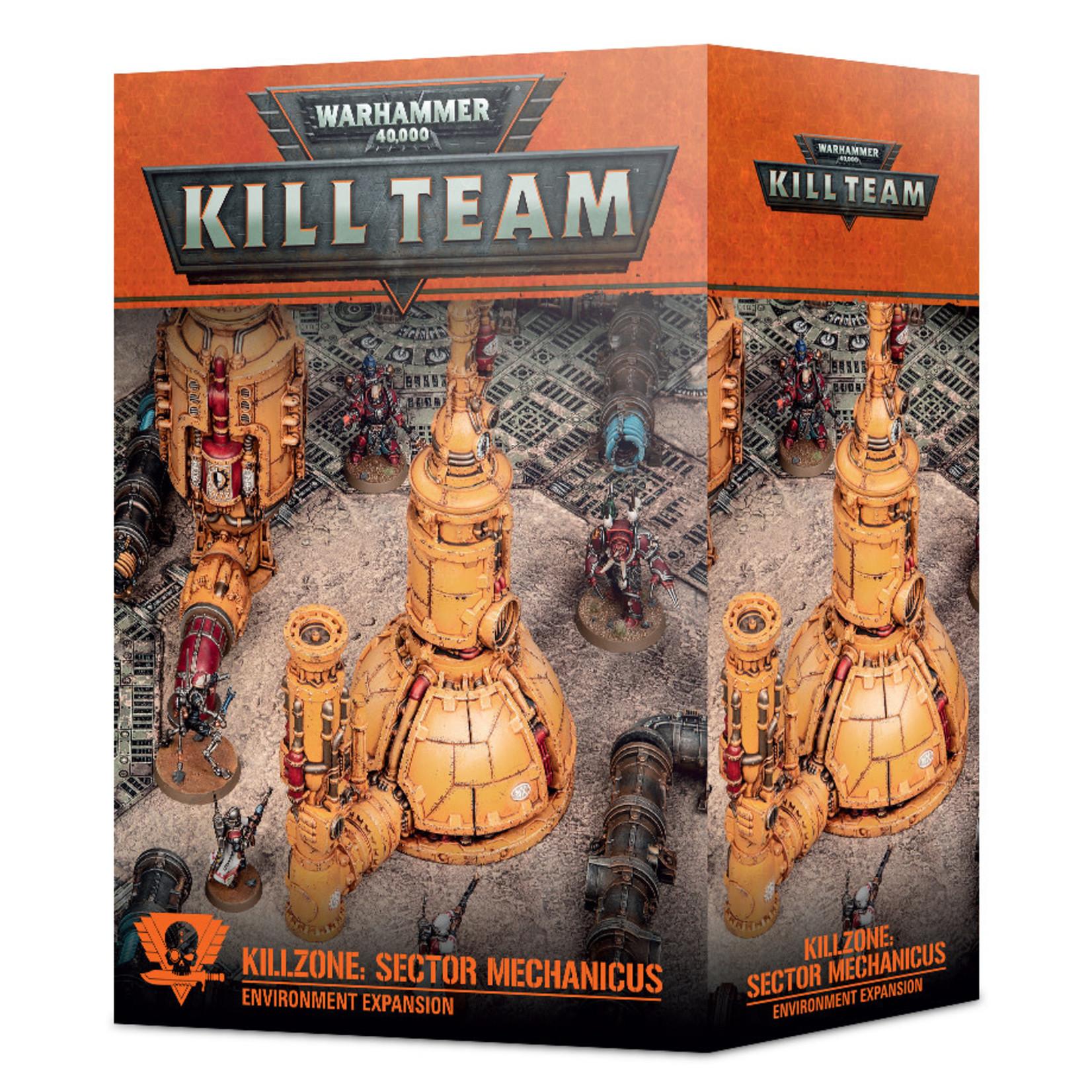 Games Workshop Killzone: Sector Mechanicus