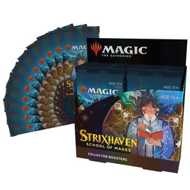 Wizards of the Coast Strixhaven Collector's Booster Box Display
