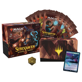 Wizards of the Coast PREORDER - Strixhaven Bundle (April 23rd 2021)