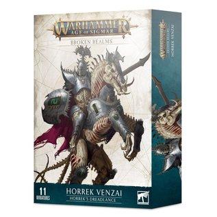 Games Workshop Broken Realms: Horrek's Dreadlance