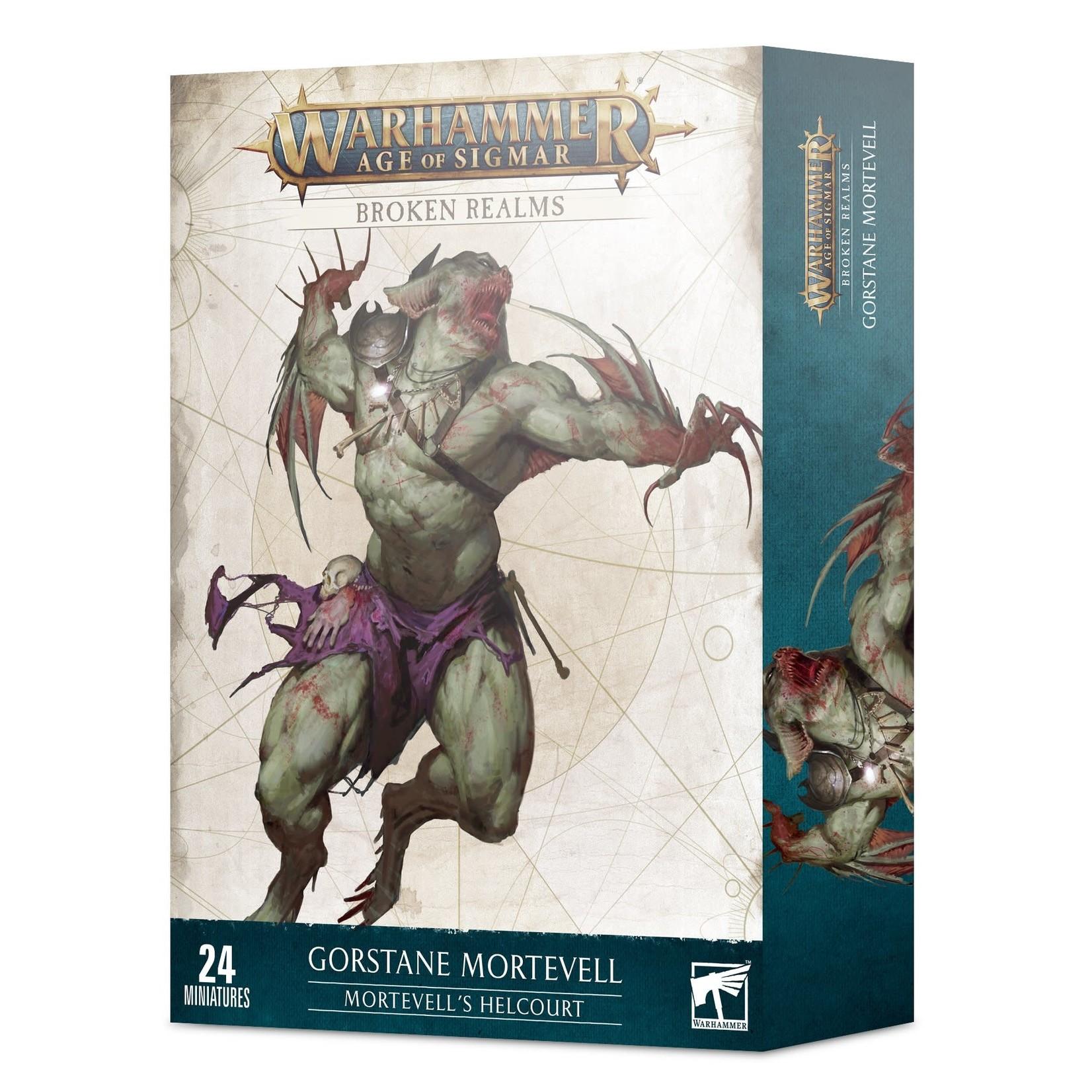 Games Workshop Broken Realms: Mortevell's Helcourt