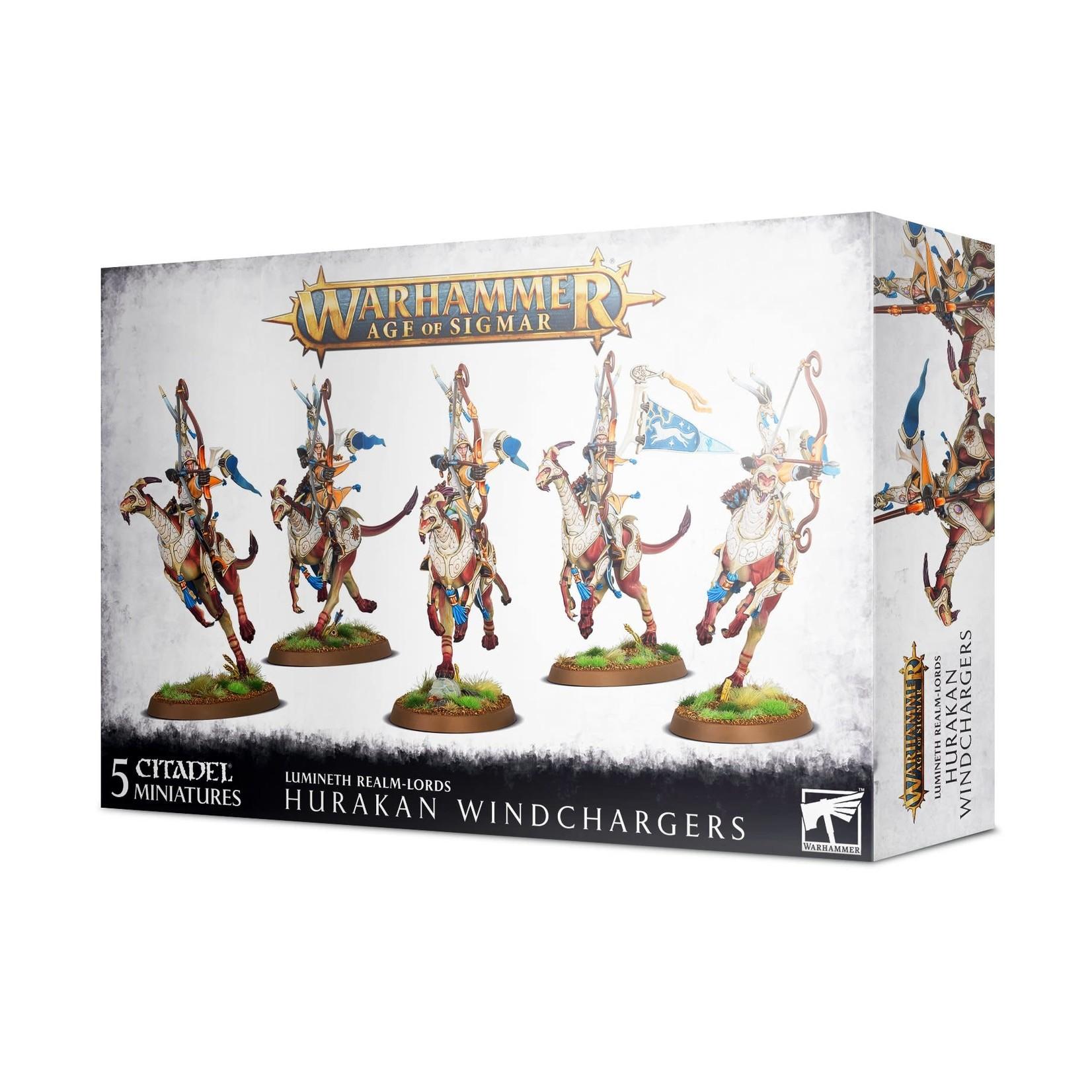 Games Workshop Hurakan Windchargers