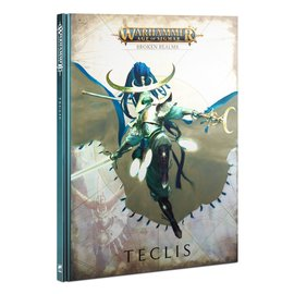 Games Workshop Broken Realms: Teclis