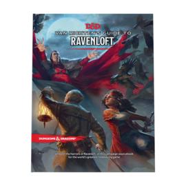 Wizards of the Coast D&D Van Richten's Guide to Ravenloft