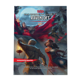 Wizards of the Coast PREORDER - D&D Van Richten's Guide to Ravenloft (May 18th, 2021)