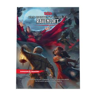Wizards of the Coast PREORDER - D&D Van Richten's Guide to Ravenloft (May 18th, 2021)